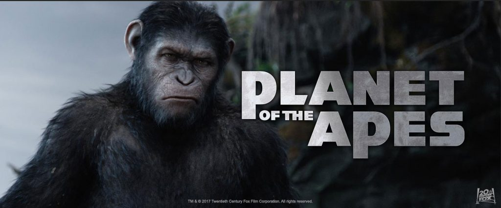 Rise vs Dawn in Planet of the Apes