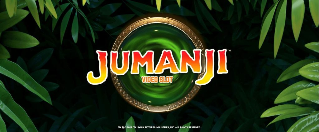 Jumanji by NetEnt: Life is a game of chance
