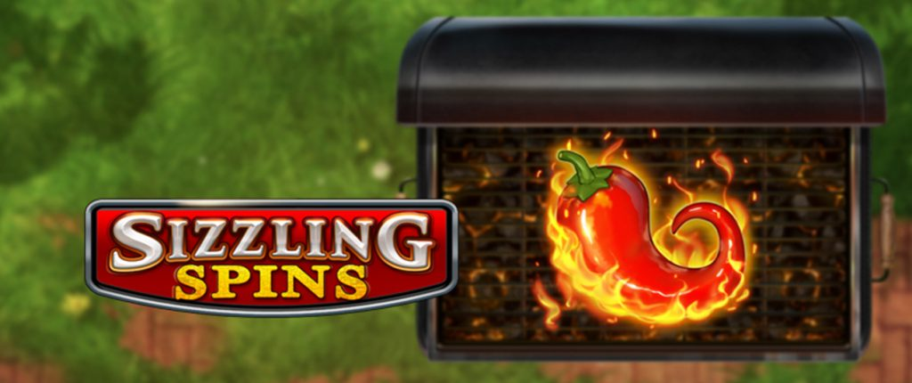 Sizzling Spins by Play'n Go