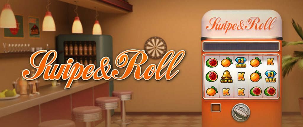 Swipe & Roll by NetEnt