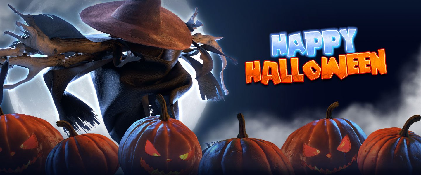 Jack-O'-Lantern Contest and Spooky Bonuses: Get Free Spin Rewards this Halloween!