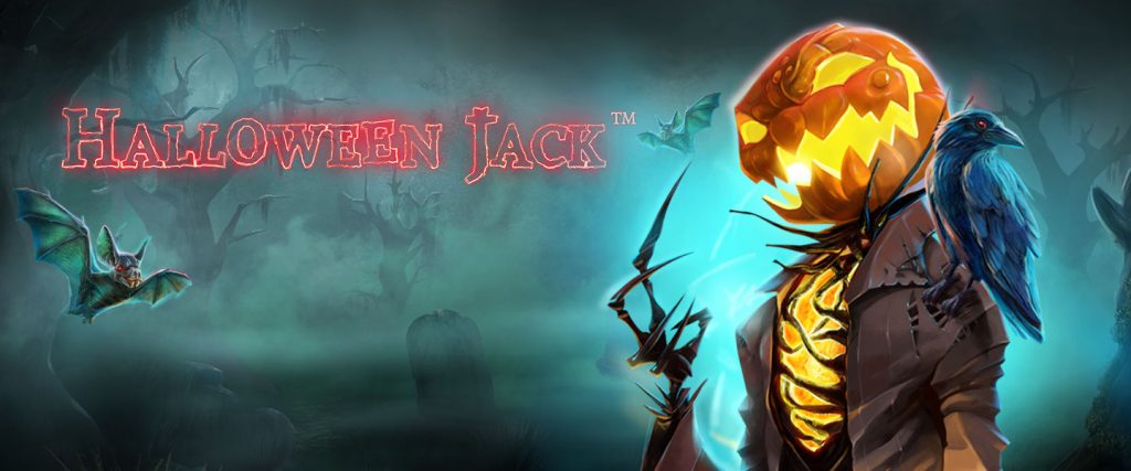 New Slot from NetEnt: Halloween Jack