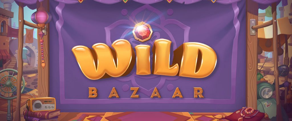 New Slot from NetEnt: Wild Bazaar
