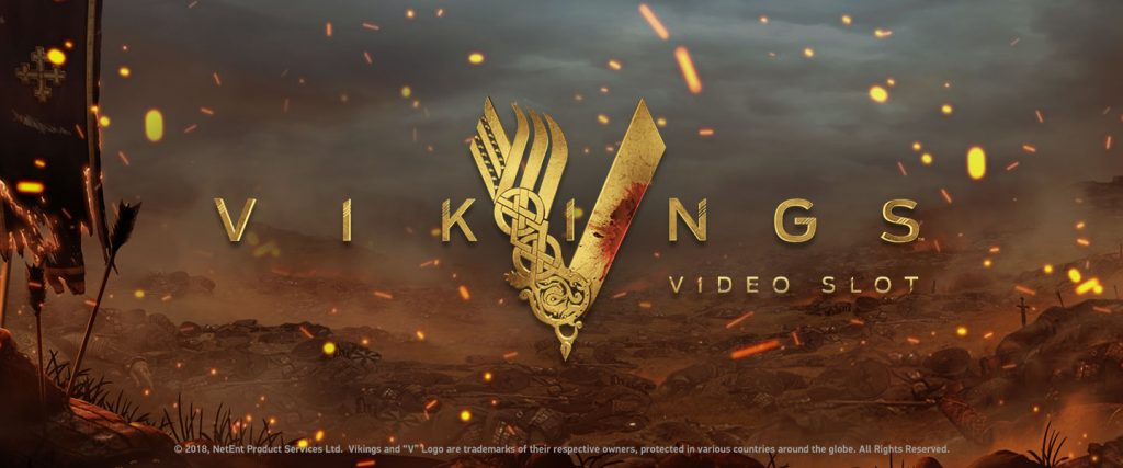 New Slot from NetEnt: Vikings