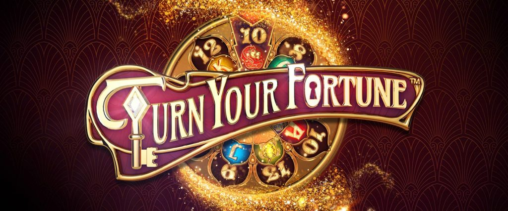 Turn Your Fortune is the First NetEnt Slot of 2019