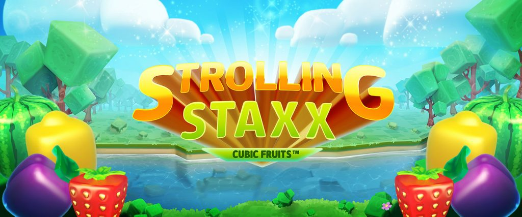 Take a stroll through the forested world of NetEnt's Strolling Staxx