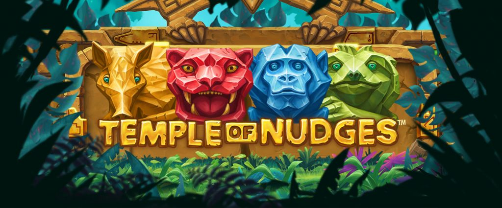 Play NetEnt's New Temple of Nudges Today!