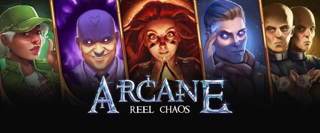 NetEnt Launches Archane Reel Chaos online slot