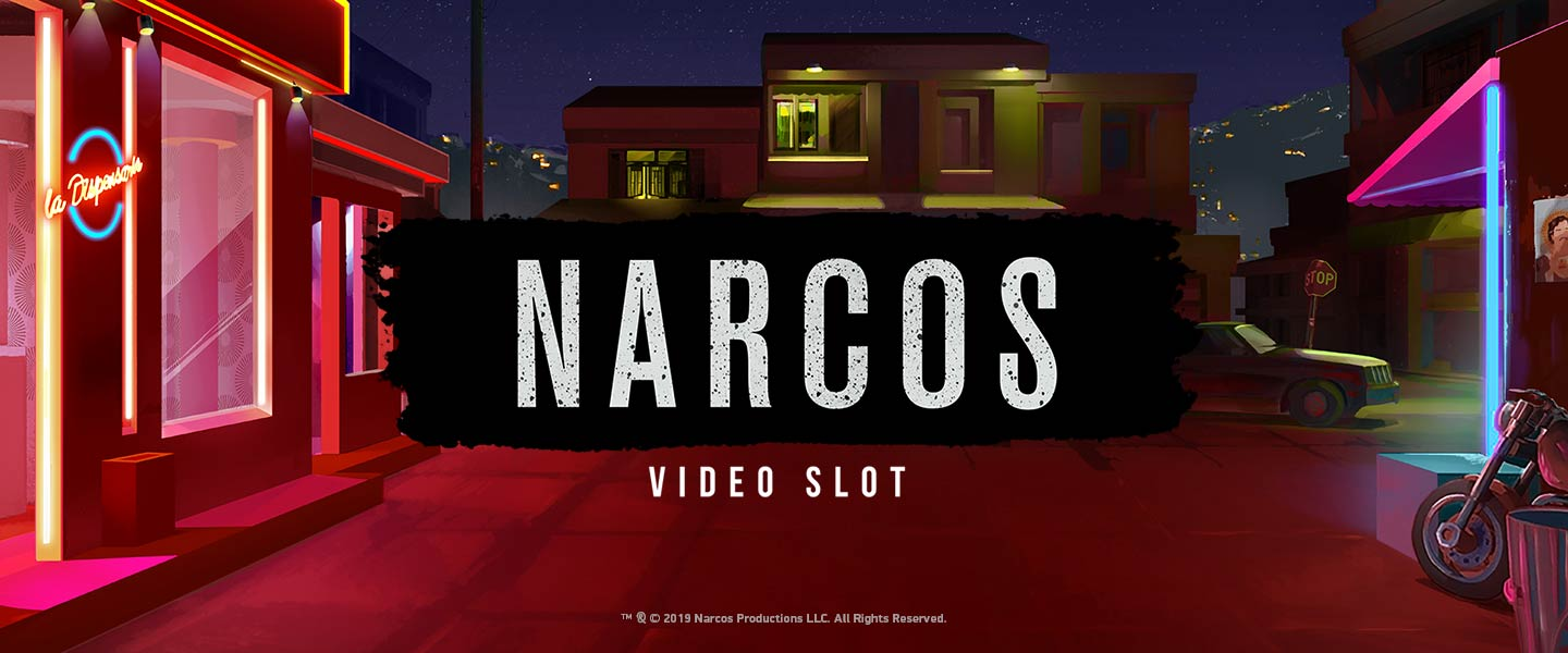 Try the latest NetEnt Narcos slot at PlayFrank with 30 Free Spins