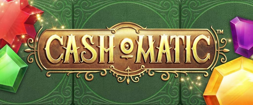 Play NetEnt's New Slot Cash-o-Matic with 30 Free Spins!