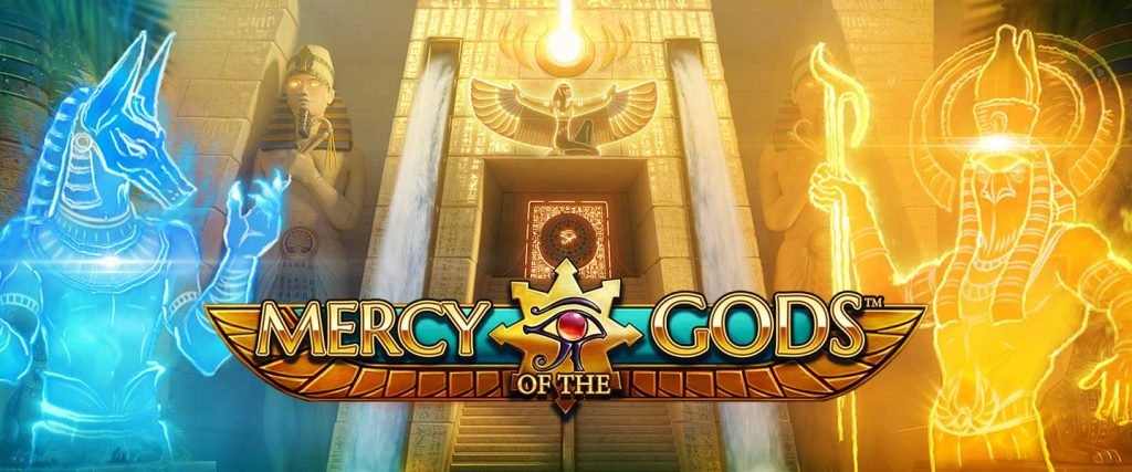 Play NetEnt's New Slot Mercy of the Gods with 30 Free Spins!