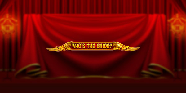 Walk Down the Aisle on New NetEnt Slot Who's the Bride!