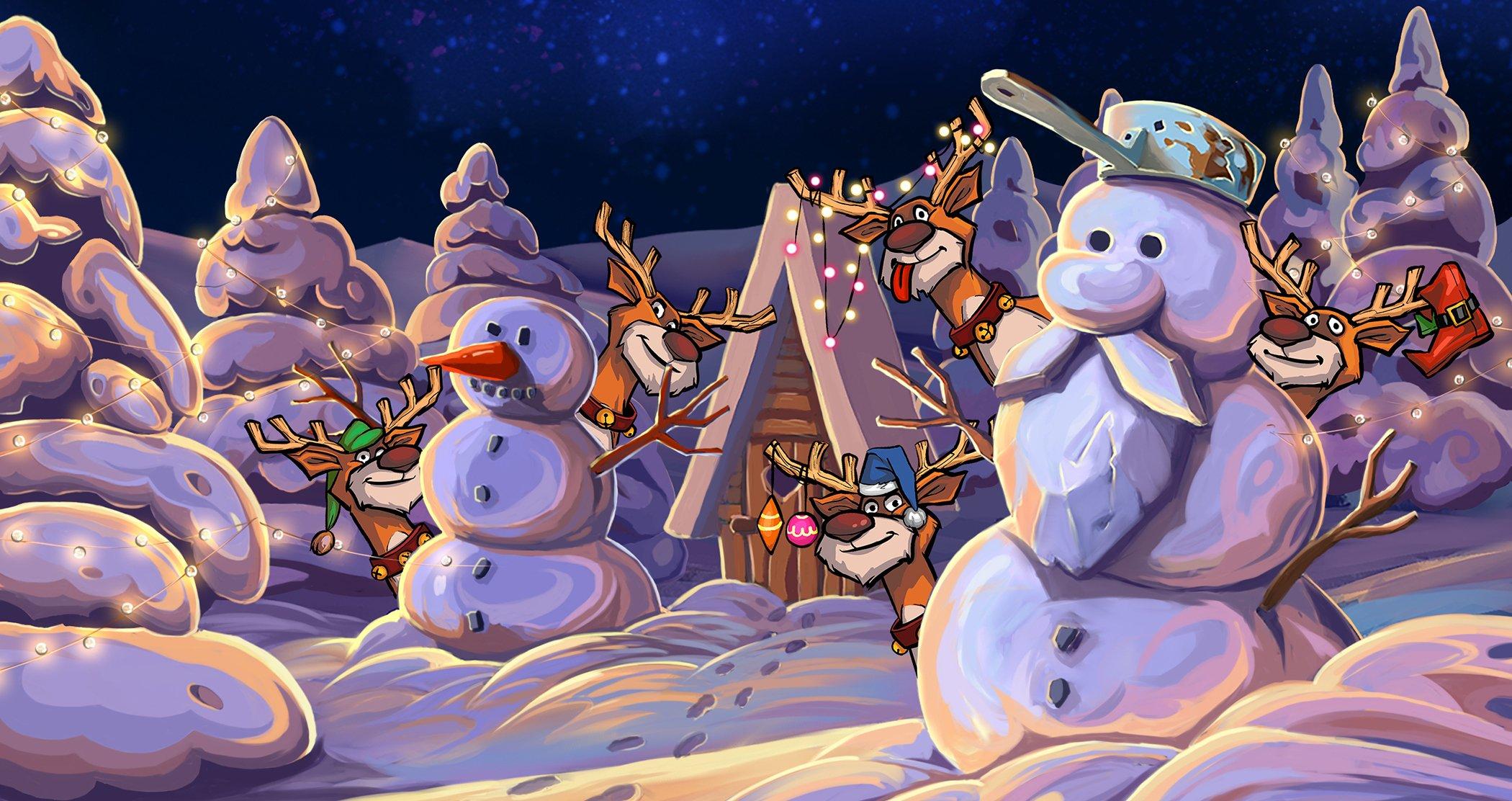 Frankie's Top 10 Christmas Slots