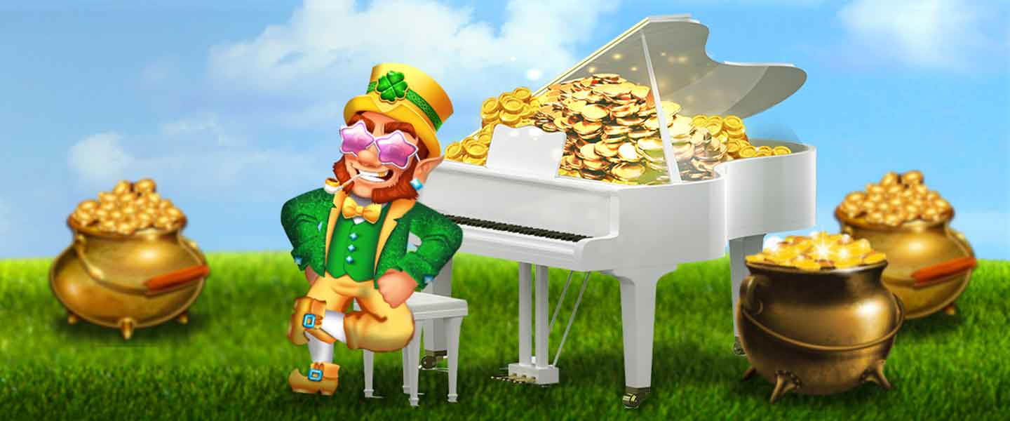 Win €2,000 during our 9 Pots of Gold Giveaway!