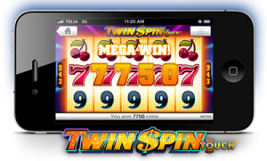 Twin Spin Touch for mobile users