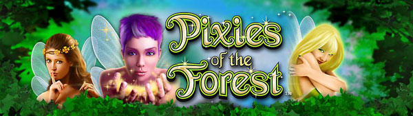 Pixies of the Forest video slot
