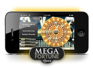 Top deutsche Mobile Casino Slots wie Mega Fortune
