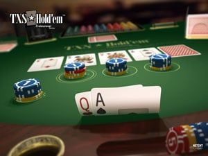 Texas Hold'Em High Limit from Netent