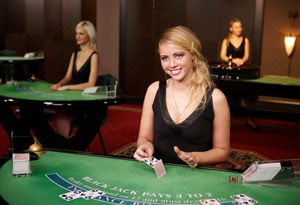 Live Blackjack by Evolution Gaming