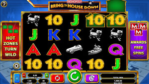 Monopoly Slots Bring the House Down