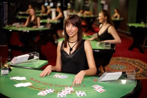 Join Live Blackjack tables at PlayFrank Casino