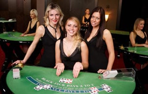 Play Live Blackjack at PlayFrank Casino