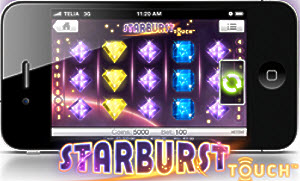 mobile slots by Netent