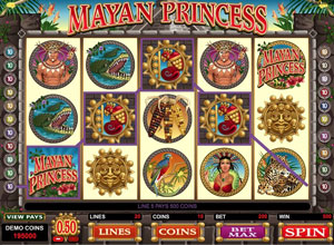 Top 5 Amazon Slots: Myan Princess