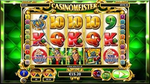 Casinomeister Slot by NextGen