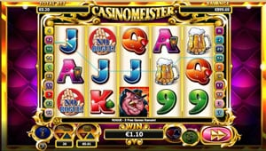 Unlimited Free Spins with Casinomeister Slot
