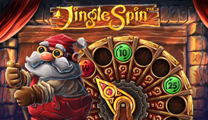 Jingle Spin Slot Preview