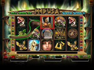 Medusa Slot from NextGen