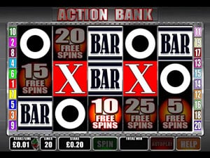 Why play Action Bank Slot?