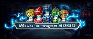 Wild O Tron Slot Preview