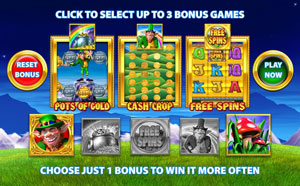 How to play Rainbow Riches Pick N Mix