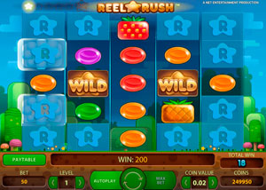How to play Reel Rush by Netent