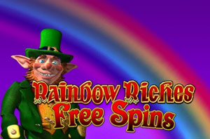 Rainbow Riches Free Spins Slot Machine