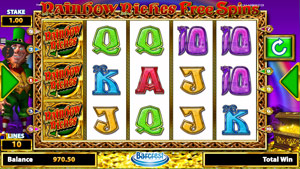 How to Play Rainbow Riches Free Spins