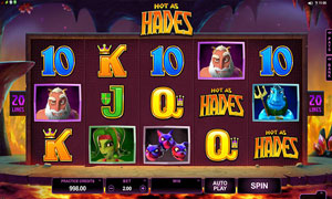 How to play Hot as Hades slot