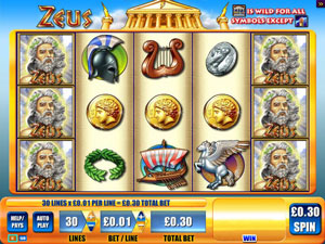How to play the original Zeus Slot