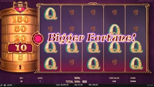 Fortune Wins Bonus Bigger Fortune