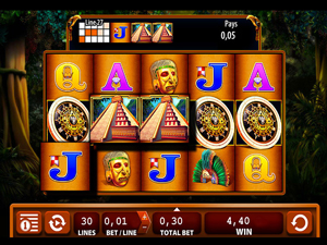 How to win Montezuma slot