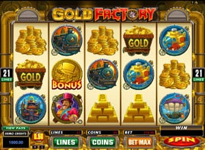 Why play Gold Factory slot