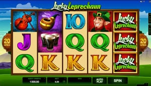 How to play Lucky Leprechaun slot