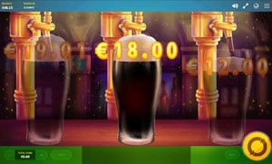 Rainbow Jackpots Beer Bonus Feature