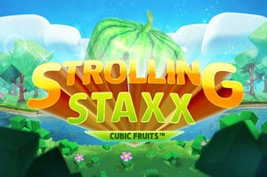 Play Strolling Staxx Slot by Netent Now