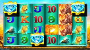 Raging Rhino Free Spins