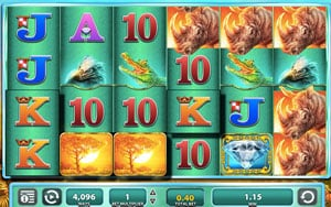 How to Play Raging Rhino Slot