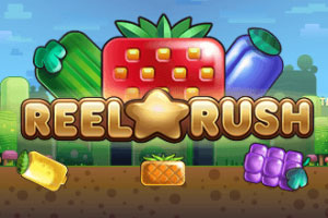 Play Reel Rush Slot by Netent