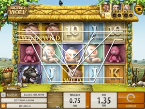 Populair Quickspin Slot Big Bad Wolf